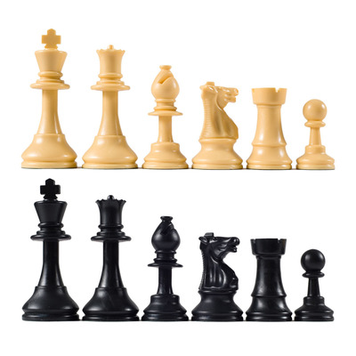 Quality Club Chess Pieces