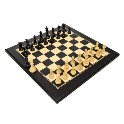 British Wood Chess Set