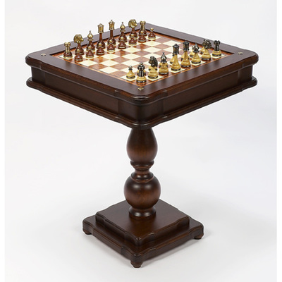 BackGammon Chess Checkers & Card Table