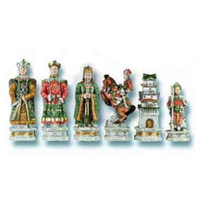Ming Dynasty Chess Pieces