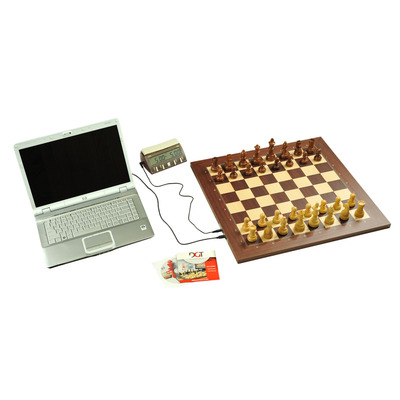 DGT Electronic Chess Set
