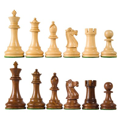 British Chess Pieces