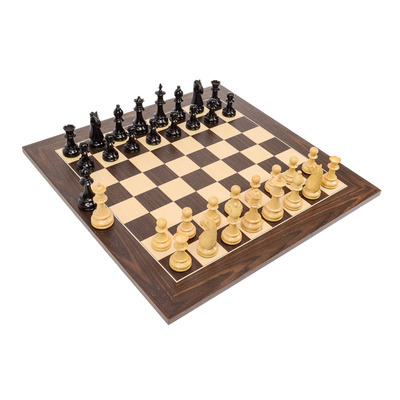 Florentine Premier Wood Chess Set