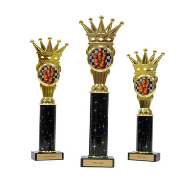 King's Crown Trophy Set