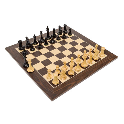 Soigne Premier Wood Chess Set